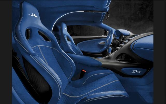 Bugatti khoe khả năng tùy biến siêu xe theo ý người dùng: Vân tay con chủ xe hay nội thất đồng màu đôi giày đều được chấp nhận - Ảnh 5.