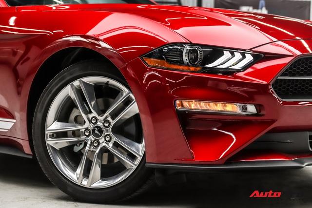 Bóc tách loạt trang bị độc đáo trên Ford Mustang 2020 vừa về nước, một chi tiết dễ gây nhầm lẫn - Ảnh 5.