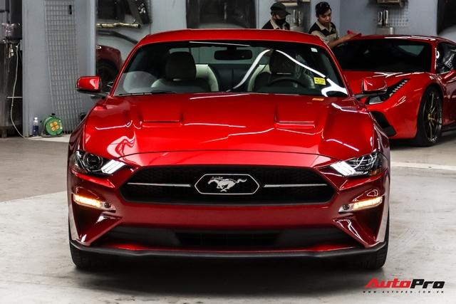 Bóc tách loạt trang bị độc đáo trên Ford Mustang 2020 vừa về nước, một chi tiết dễ gây nhầm lẫn - Ảnh 10.