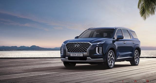 Hyundai Palisade thêm 2 bản cho khách VIP: Hàng sau học theo Maybach - Ảnh 1.
