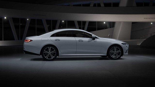 Mercedes-Benz suýt có CLC coupe 4 cửa - Ảnh 1.