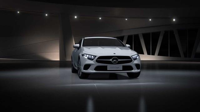 Lộ diện Mercedes-Benz CLS với động cơ tí hon, giá hứa hẹn sẽ rẻ - Ảnh 1.