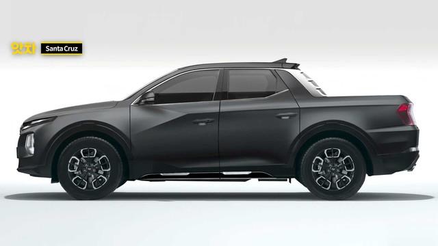 Khắc họa bán tải Hyundai Santa Cruz: Thiết kế thời trang với một chi tiết tạo cá tính mạnh mẽ - Ảnh 2.