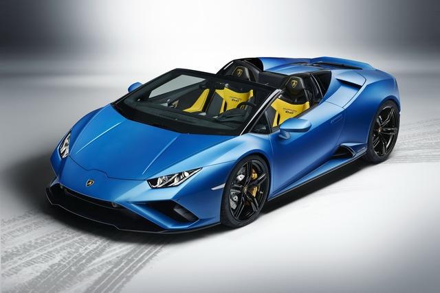 Ra mắt Lamborghini Huracan Evo RWD Spyder - Siêu xe mui trần được tinh chỉnh cho đại gia sử dụng hàng ngày - Ảnh 2.