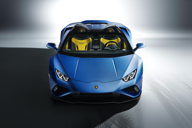 Ra mắt Lamborghini Huracan Evo RWD Spyder - Siêu xe mui trần được tinh chỉnh cho đại gia sử dụng hàng ngày - Ảnh 4.
