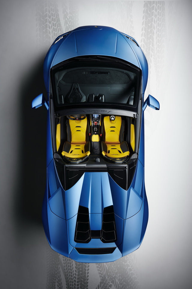 Ra mắt Lamborghini Huracan Evo RWD Spyder - Siêu xe mui trần được tinh chỉnh cho đại gia sử dụng hàng ngày - Ảnh 7.
