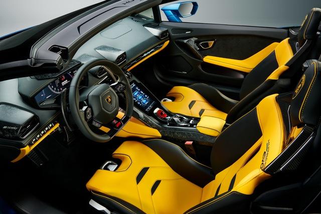 Ra mắt Lamborghini Huracan Evo RWD Spyder - Siêu xe mui trần được tinh chỉnh cho đại gia sử dụng hàng ngày - Ảnh 8.