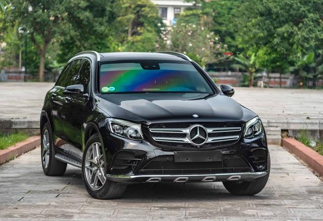 Mercedes-Benz GLC 300 AMG bán lại, chủ xe nếu đổi ngang VinFast Lux SA2.0 vẫn cầm về hơn 260 triệu đồng - Ảnh 6.