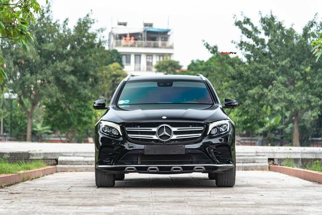 Mercedes-Benz GLC 300 AMG bán lại, chủ xe nếu đổi ngang VinFast Lux SA2.0 vẫn cầm về hơn 260 triệu đồng - Ảnh 2.