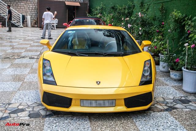 Dàn siêu xe trăm tỷ của giới đại gia Sài Gòn đổ về Đà Lạt: Cường Đô La xuất hiện cùng chiếc Lamborghini đầu tiên Việt Nam - Ảnh 6.