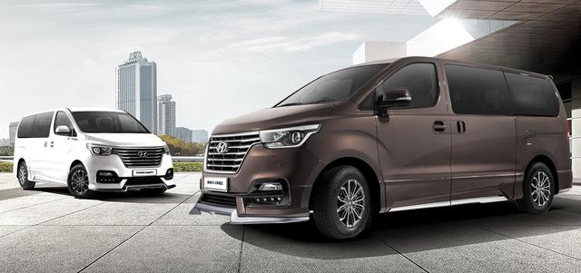 Ra mắt Hyundai Starex 2020: Tiêu chuẩn hoá thêm trang bị sang xịn, 'phả hơi nóng' lên Kia Sedona - Ảnh 1.