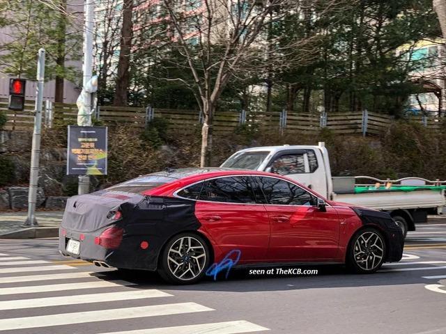 Chốt ngày ra mắt Hyundai Sonata N-Line, một vài thông số hot bất ngờ lộ diện  - Ảnh 1.