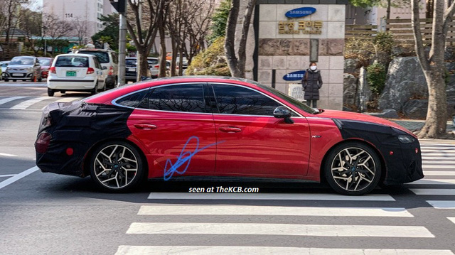 Chốt ngày ra mắt Hyundai Sonata N-Line, một vài thông số 'hot' bất ngờ lộ diện