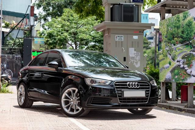 Hàng hiếm Audi A3 sedan lăn bánh 5 vạn km: Nhỏ như Vios, giá ngang Altis bản base - Ảnh 6.