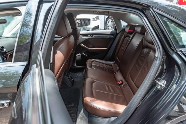 Hàng hiếm Audi A3 sedan lăn bánh 5 vạn km: Nhỏ như Vios, giá ngang Altis bản base - Ảnh 5.