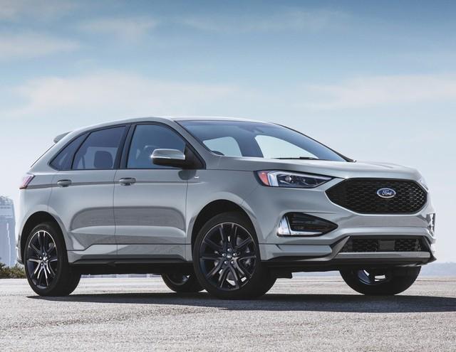 Ngắm nhìn Ford Edge ST-Line 2020 - Ảnh 1.