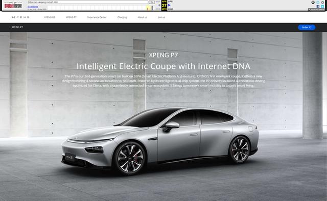 Hãng xe điện Trung Quốc bị bắt quả tang sao chép website của Tesla - Ảnh 3.