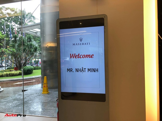 Minh nhựa lái siêu phẩm Pagani Huayra, Mercedes-AMG G 63 tới ký hợp đồng mua Maserati Levante Trofeo hàng hiếm giá hơn 14 tỷ đồng - Ảnh 4.