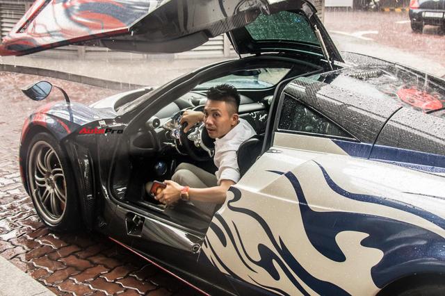 Minh nhựa lái siêu phẩm Pagani Huayra, Mercedes-AMG G 63 tới ký hợp đồng mua Maserati Levante Trofeo hàng hiếm giá hơn 14 tỷ đồng - Ảnh 1.