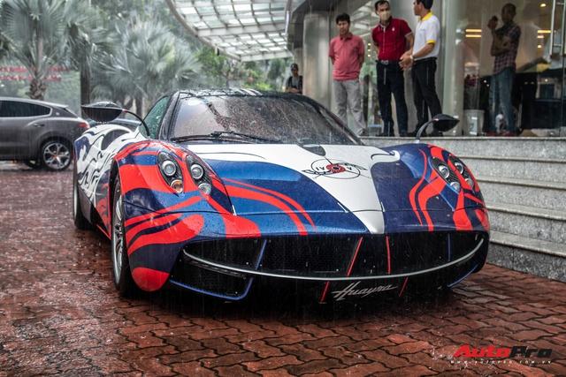 Minh nhựa hài hước chia sẻ về con cưng Pagani Huayra: Gương xe lấy từ Honda Dream, mua ở chợ Tân Thành - Ảnh 6.