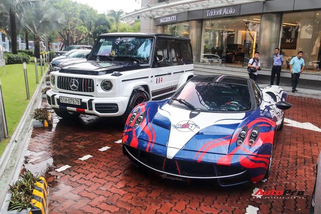 Minh nhựa hài hước chia sẻ về con cưng Pagani Huayra: Gương xe lấy từ Honda Dream, mua ở chợ Tân Thành - Ảnh 7.