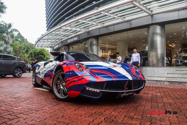 Minh nhựa hài hước chia sẻ về con cưng Pagani Huayra: Gương xe lấy từ Honda Dream, mua ở chợ Tân Thành - Ảnh 2.