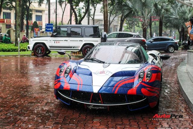 Minh nhựa hài hước chia sẻ về con cưng Pagani Huayra: Gương xe lấy từ Honda Dream, mua ở chợ Tân Thành - Ảnh 1.