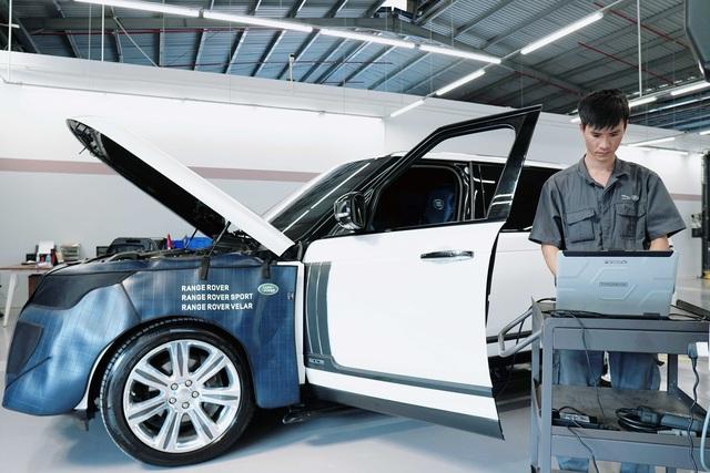 Jaguar Land Rover Việt Nam kiểm tra xe miễn phí, giảm 20% giá dịch vụ và phụ tùng - Ảnh 1.