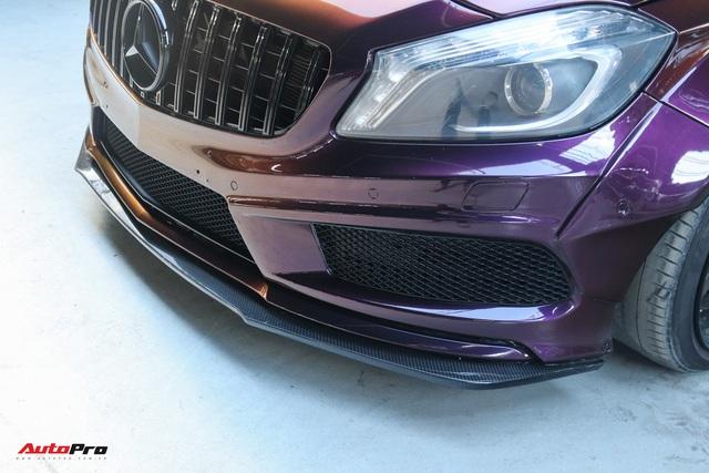 Thợ Việt lột xác Mercedes-AMG A 45 với gói độ tăng gần 120 mã lực, trần xe bầu trời sao như Rolls-Royce - Ảnh 7.
