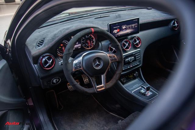Thợ Việt lột xác Mercedes-AMG A 45 với gói độ tăng gần 120 mã lực, trần xe bầu trời sao như Rolls-Royce - Ảnh 12.