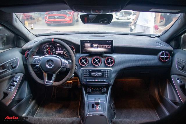 Thợ Việt lột xác Mercedes-AMG A 45 với gói độ tăng gần 120 mã lực, trần xe bầu trời sao như Rolls-Royce - Ảnh 10.