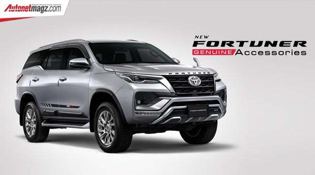 Toyota Fortuner 2021 cuối cùng cũng ra mắt bản TRD Sportivo theo dạng bia kèm lạc - Ảnh 1.