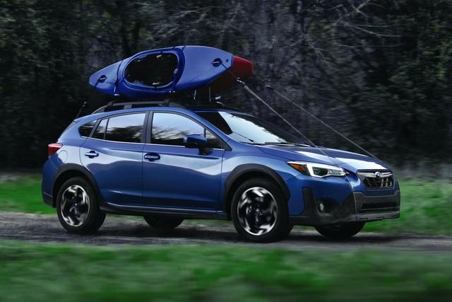 Ra mắt Subaru Crosstrek 2021 - Bản vá của XV từng bán ở Việt Nam, cạnh tranh Hyundai Kona - Ảnh 5.