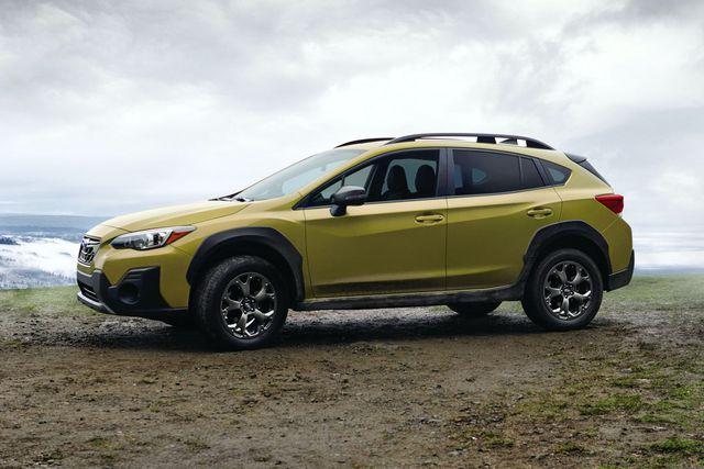 Ra mắt Subaru Crosstrek 2021 - Bản vá của XV từng bán ở Việt Nam, cạnh tranh Hyundai Kona - Ảnh 1.