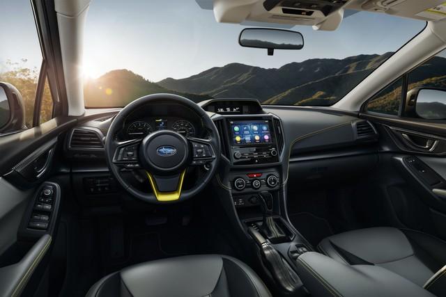 Ra mắt Subaru Crosstrek 2021 - Bản vá của XV từng bán ở Việt Nam, cạnh tranh Hyundai Kona - Ảnh 3.