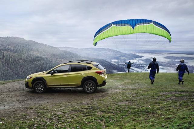 Ra mắt Subaru Crosstrek 2021 - Bản vá của XV từng bán ở Việt Nam, cạnh tranh Hyundai Kona - Ảnh 2.