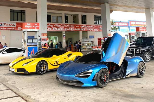 McLaren 720S từ hàng hiếm được săn đón trở thành siêu xe 'quốc dân' tại Việt Nam, dần thế chỗ Ferrari 488 - Ảnh 2.