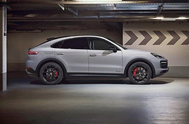 Ảnh chụp Porsche Cayenne Coupe GTS 2021 mới bị rò rỉ, ngày ra mắt chính thức không còn xa - Ảnh 1.