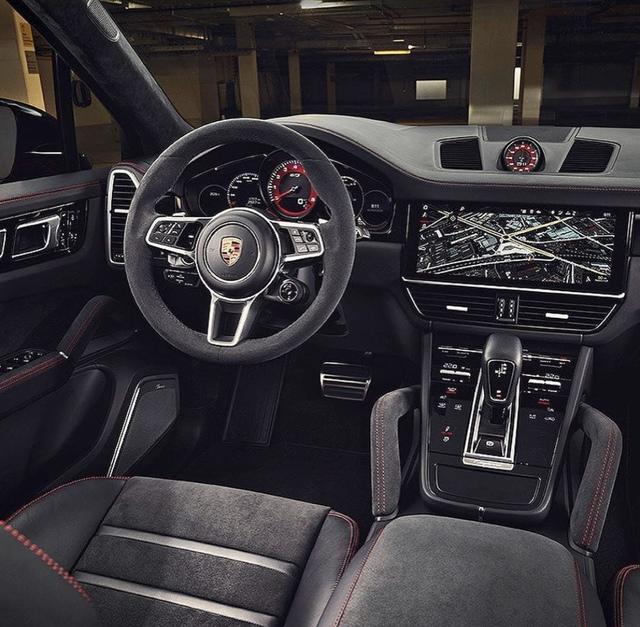 Ảnh chụp Porsche Cayenne Coupe GTS 2021 mới bị rò rỉ, ngày ra mắt chính thức không còn xa - Ảnh 5.