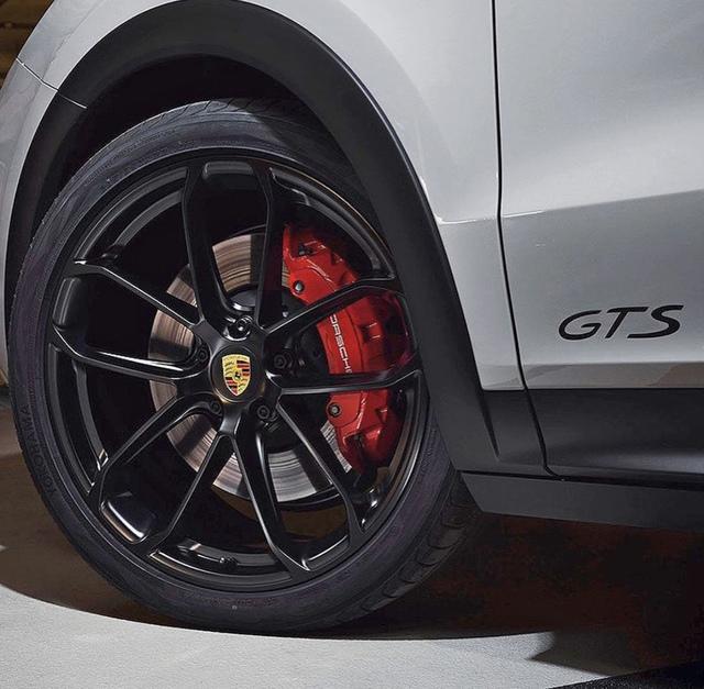 Ảnh chụp Porsche Cayenne Coupe GTS 2021 mới bị rò rỉ, ngày ra mắt chính thức không còn xa - Ảnh 4.