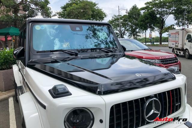 Cận cảnh Mercedes-AMG G63 Edition 1 của Minh nhựa với lớp áo mới phong cách Rolls-Royce - Ảnh 2.