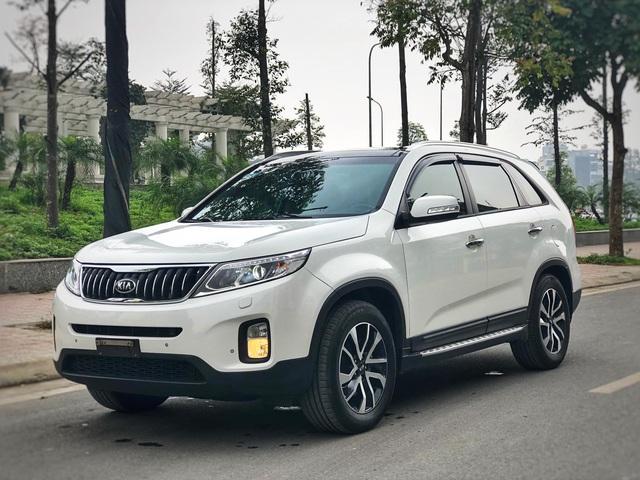 3 mẫu SUV chậm thay đổi nhất Việt Nam: Doanh số thua xa đối thủ, giảm giá kịch sàn để xả hàng tồn - Ảnh 1.