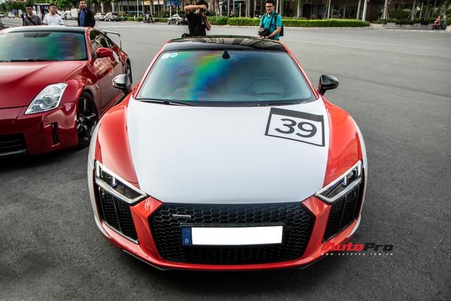 Audi R8 V10 Plus từng của vợ chồng Đông Nhi, Ông Cao Thắng lột xác độc đáo sau khi qua tay chủ nhân mới - Ảnh 5.