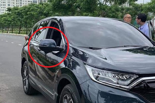 Honda CR-V bản lắp ráp 2020 đầu tiên lăn bánh ra đường tại Việt Nam, tiết lộ tính năng an toàn mới - Ảnh 2.