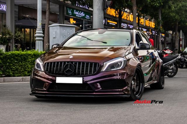 Dàn siêu xe, xe thể thao Nhật, Đức với màu sắc như tắc kè hoa hội ngộ cuối tuần tại Sài Gòn - Ảnh 7.