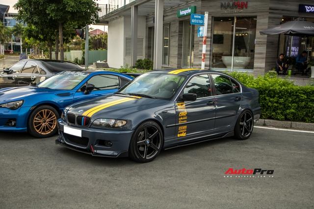 Dàn siêu xe, xe thể thao Nhật, Đức với màu sắc như tắc kè hoa hội ngộ cuối tuần tại Sài Gòn - Ảnh 5.