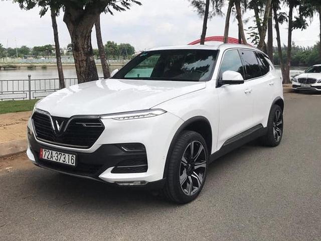 Vừa sử dụng chỉ 6.000 km, chủ VinFast Lux SA2.0 đã rao bán xe với giá thấp hơn 450 triệu đồng so với mua mới hiện tại - Ảnh 1.