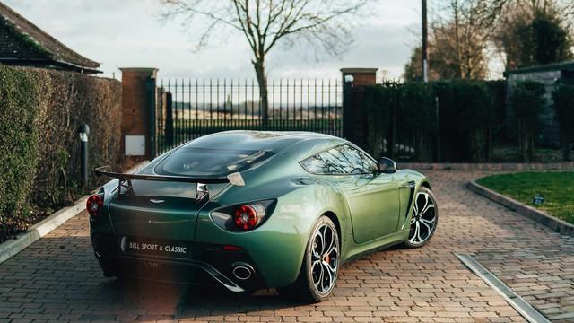 AMG chiều lòng Aston Martin, độ lại động cơ xe cho đối tác - Ảnh 1.