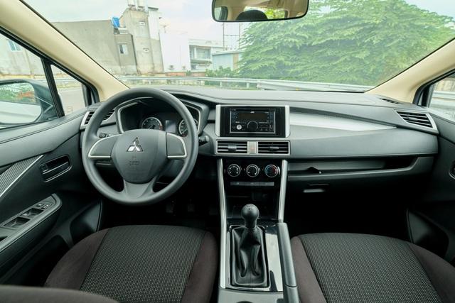 Mitsubishi Xpander 2020 thêm bản số sàn: Giá 555 triệu đồng, vẫn nhập nguyên chiếc, thêm áp lực cho Ertiga và XL7 - Ảnh 4.