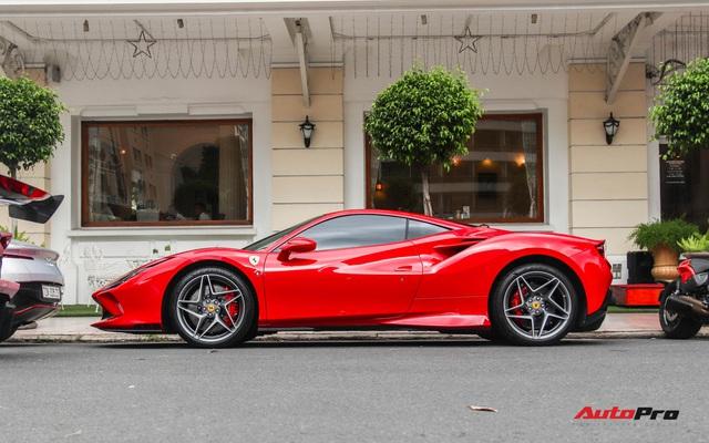 Bóc tách Ferrari F8 Tributo của doanh nhân Nguyễn Quốc Cường: Riêng tiền option lên tới hơn 800 triệu đồng - Ảnh 4.